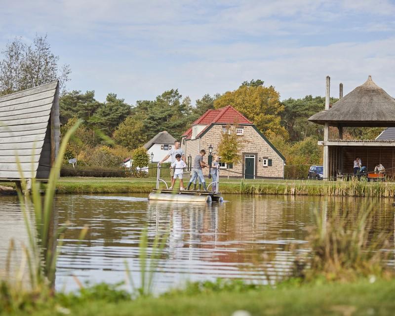 bungalowparken Nederland De Leistert